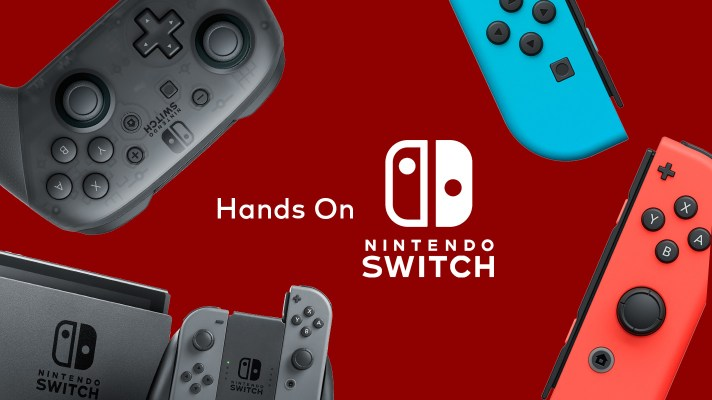 Hands on: Our Impressions of the Nintendo Switch and Game Lineup