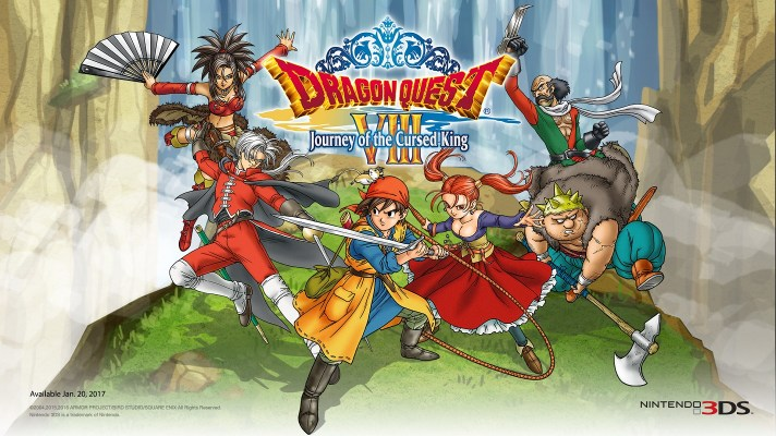 Dragon Quest VIII: Journey of the Cursed King 3DS Review