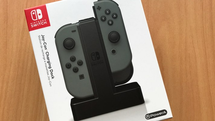 PowerA Joy-Con Charging Dock Review for Nintendo Switch