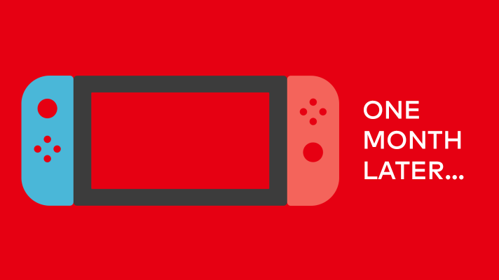 Feature: A month later, our thoughts on the Nintendo Switch
