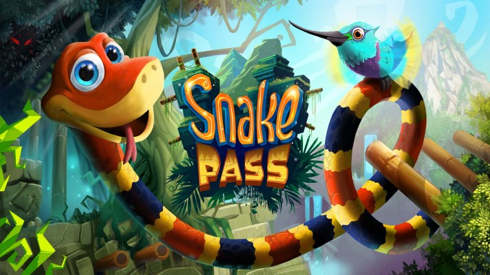 Snake Pass is now 40% off on the Nintendo Switch eShop