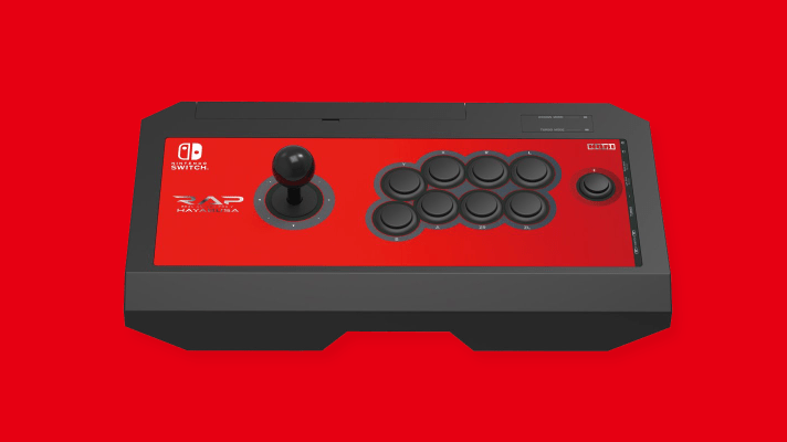 Hori Arcade Fight Stick for Nintendo Switch officially confirmed