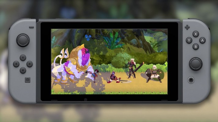 Indivisible hits Switch, surprising both fans and developers