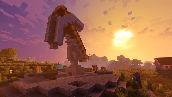 Minecraft gets cross-play update coming to Switch this August