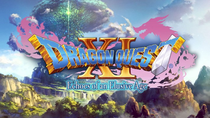 Surprise! Dragon Quest XI: Echoes of an Elusive Age is coming to the West