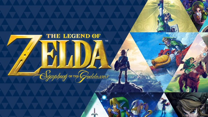 Interview: Creating the Legend of Zelda: Symphony of the Goddesses with Jason Michael Paul