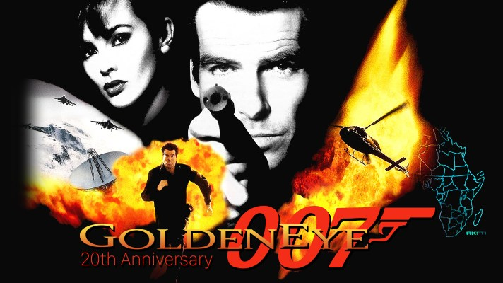 Remembering Goldeneye 007 with former Rareware lead artist Karl Hilton