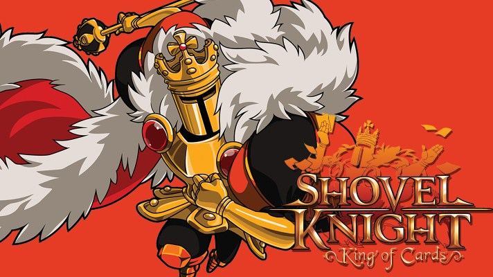 Shovel Knight: King of Cards coming to Switch in 2018