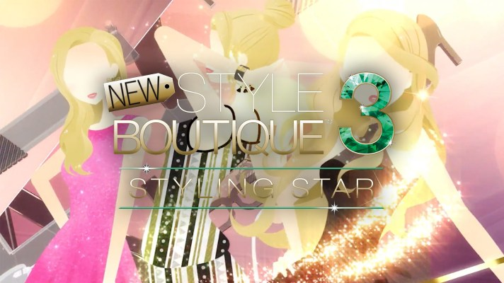 New Style Boutique 3 – Styling Star coming to 3DS on November 24th