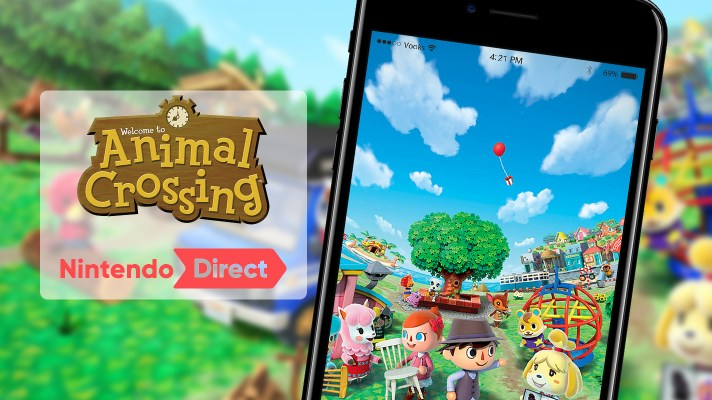 Animal Crossing Nintendo Direct coming this Wednesday