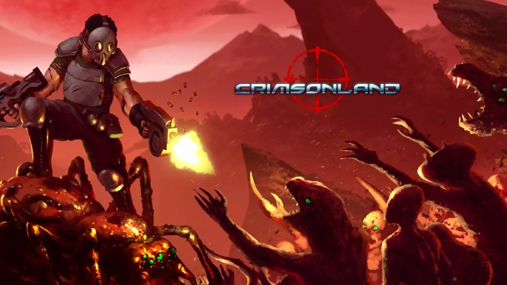 Crimsonland (Switch eShop) Review