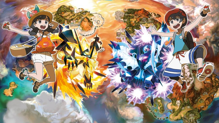 Pokémon Ultra Sun and Ultra Moon (3DS) Review
