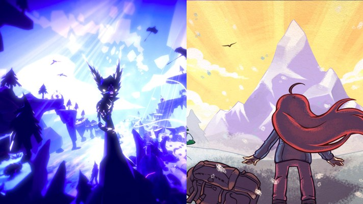 Indie games Fe and Celeste get release dates for Switch