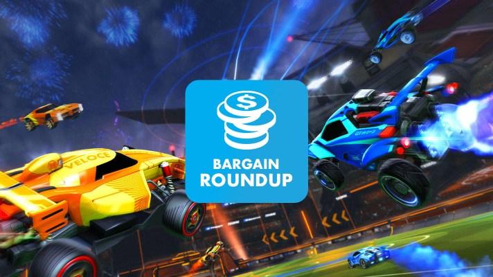 Aussie Bargain Roundup: Rocket League Collector's Edition