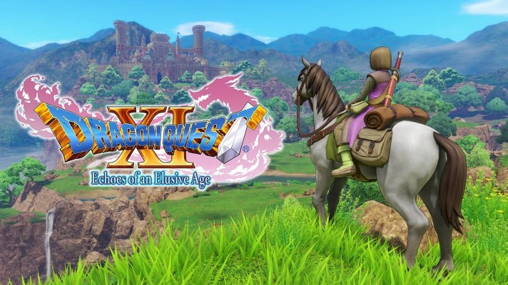 """Dragon Quest XI announced for western release, Switch version """"a long way to go until its release."""""""