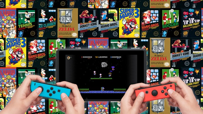 Nintendo says Switch Online service will launch in second half of September