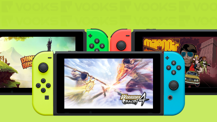 Games announced for Switch this week – 06/05 – 12/05