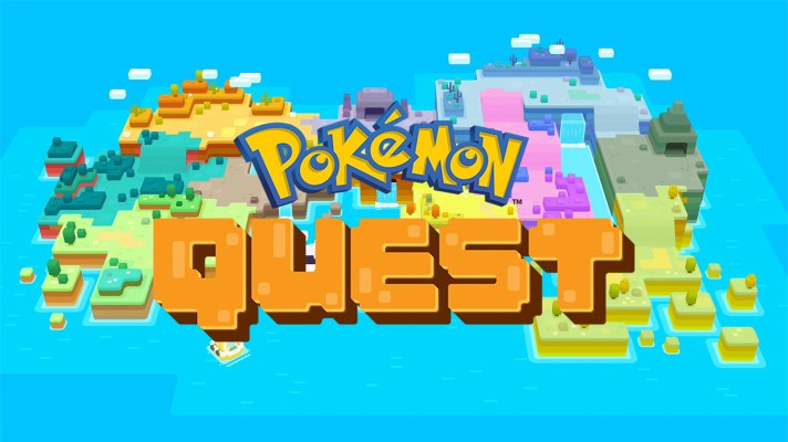 Pokémon Quest launches on mobile on June 28