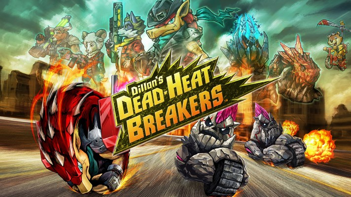 Dillon's Dead-Heat Breakers (3DS) Review