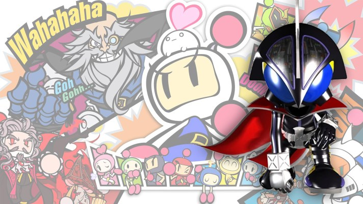 Super Bomberman R gets a new exclusive character on the Switch