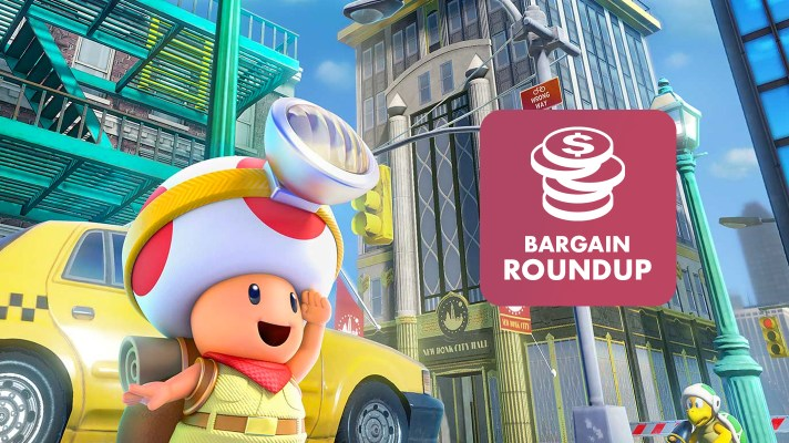 Aussie Bargain Roundup: Captain Toad Treasure Tracker (Switch/3DS)