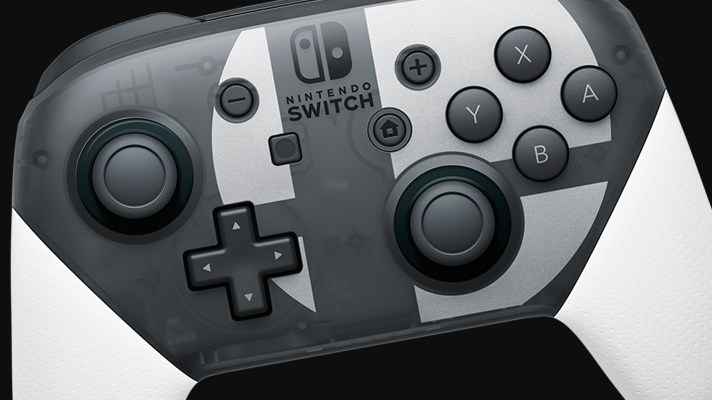 Super Smash Bros Ultimate gets Special Edition with themed Pro Controller in the US