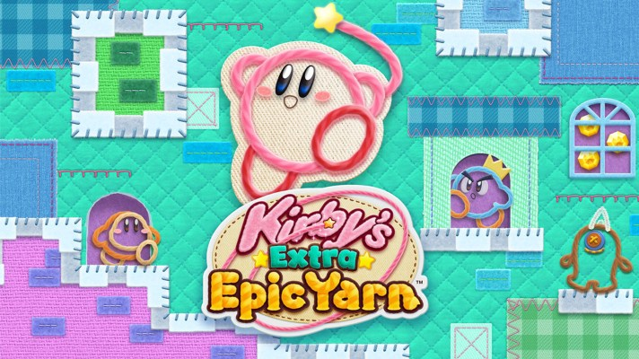 Kirby's Extra Epic Yarn is coming to 3DS in 2019