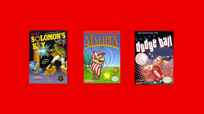 Next batch of NES Online titles arriving on October 10th