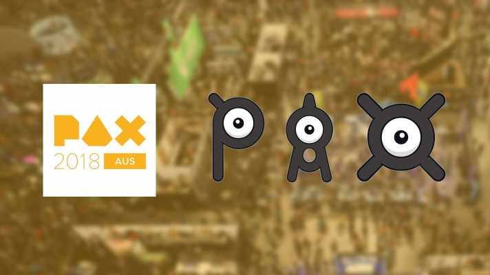 Unown confirmed to be spawning PAX Australia in Melbourne