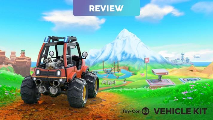 Nintendo Labo Vehicle Kit (Switch) Review