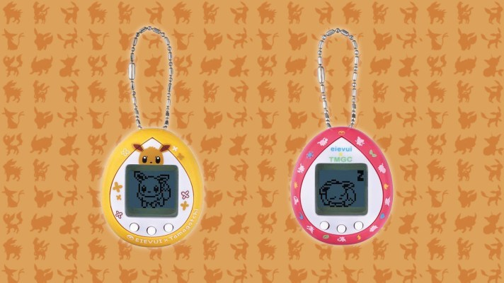 Japan is getting an Eevee-themed Tamagotchi next year