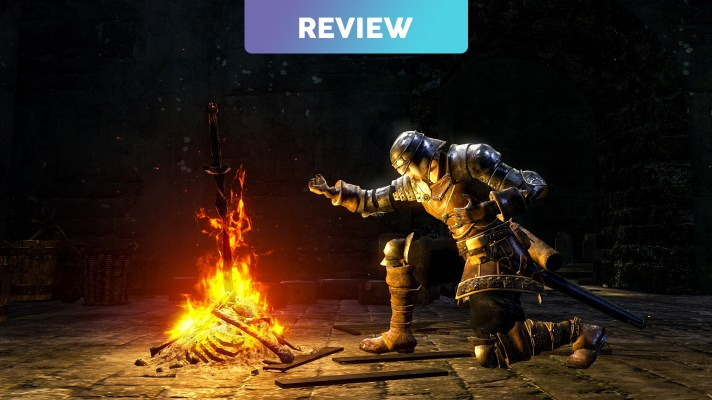 Dark Souls Remastered (Switch) Review
