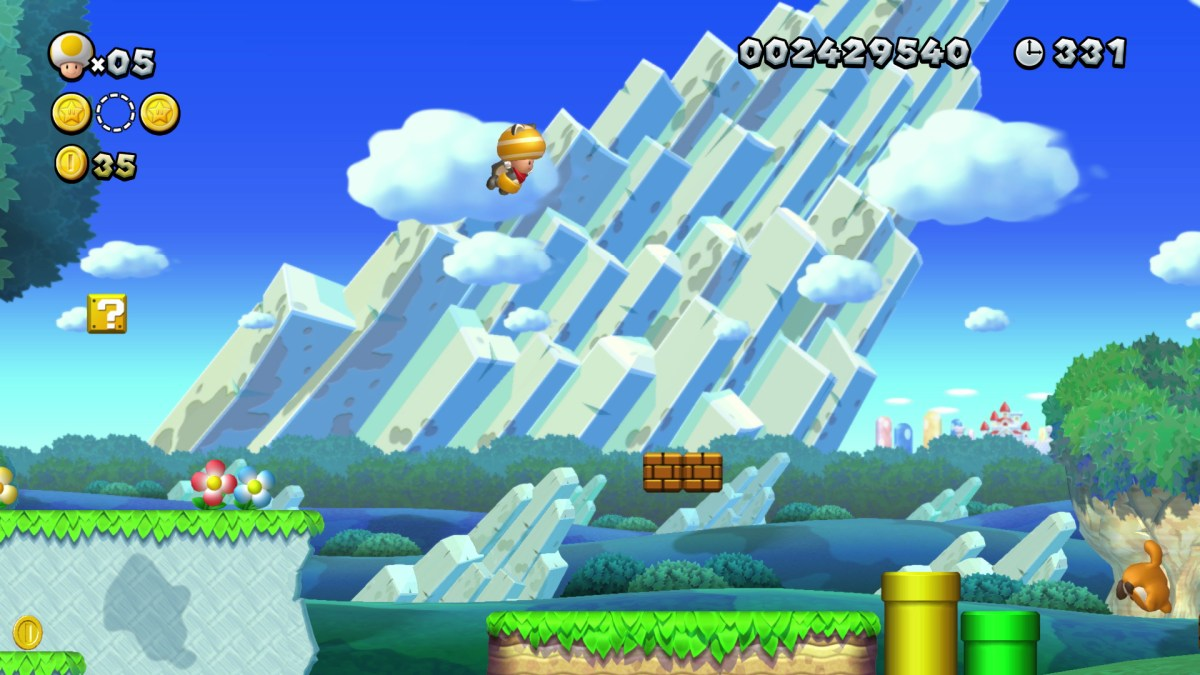 New Super Mario Bros U Deluxe Switch Review Vooks
