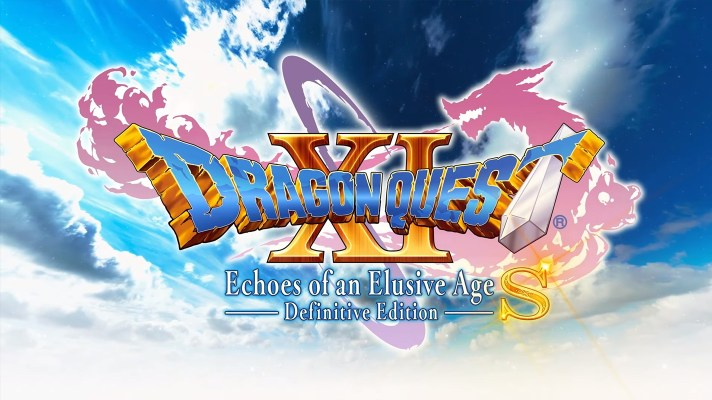Dragon Quest XI S: Echoes of an Elusive Age – Definitive Edition coming to the West in 2019