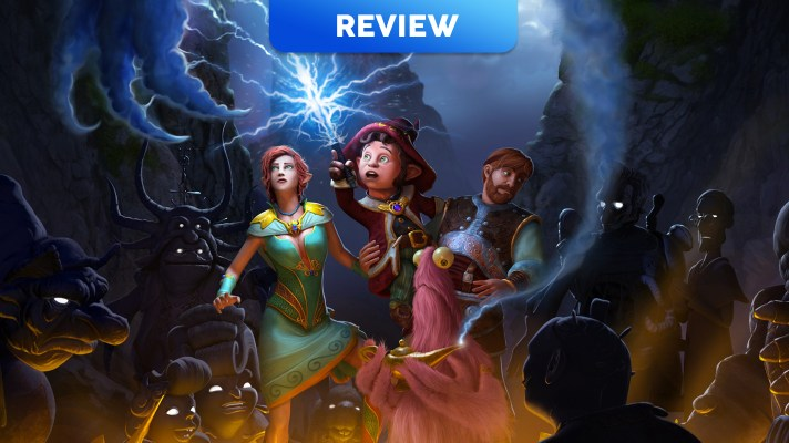 The Book of Unwritten Tales 2 (Switch) Review