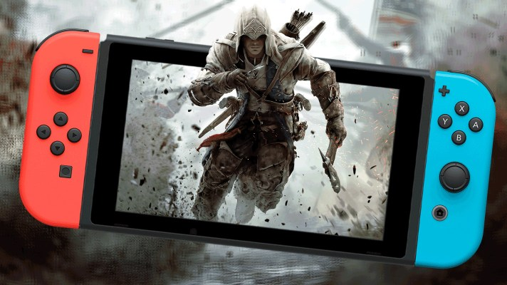 Assassin's Creed III Remastered is most certainly coming to the Switch