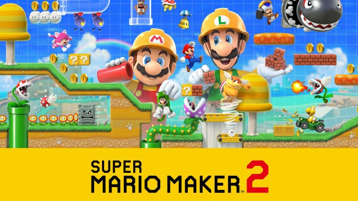 Super Mario Maker 2 launches on June 28th