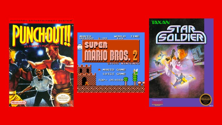 Nintendo returns to three NES games in April for Switch Online offering