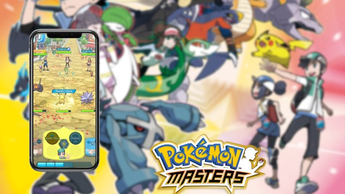 Pokémon Masters launching on mobile this Winter in Australia