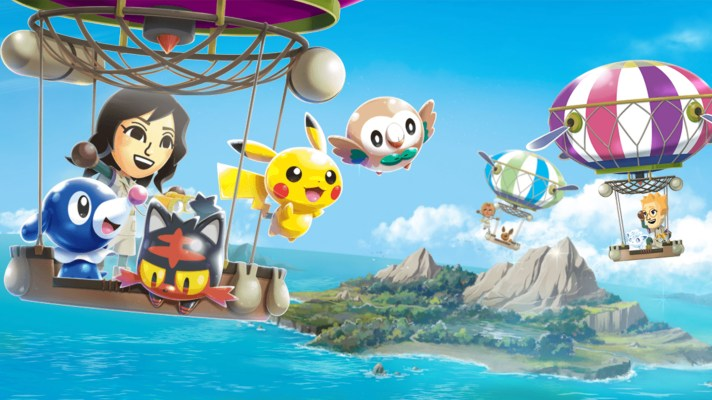 Update: PokéLand lives on as Pokémon Rumble Rush, out now in Australia