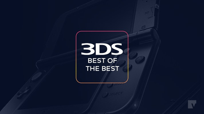 The Best of the Best of the Nintendo 3DS.