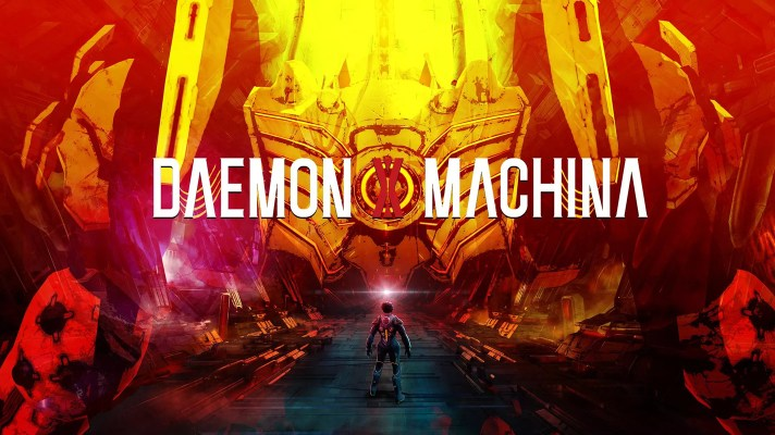 Daemon X Machina is this month's Game Trials game