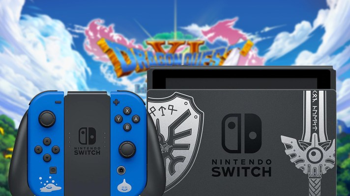 E3 2019: Dragon Quest XI S gets special edition games, hardware and a Slime controller in Japan
