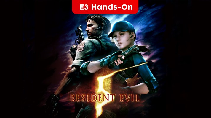 E3 2019: Hands-on with Resident Evil 5 on Switch