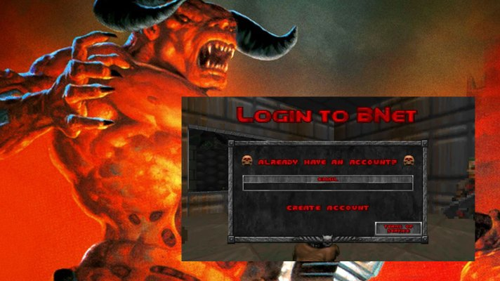 Doom's mandatory online login will be made optional in future release