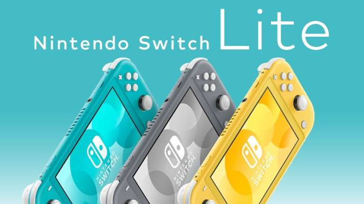 Here's what the Nintendo Switch Lite has and doesn't have