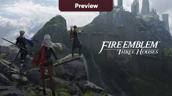 Preview: Fire Emblem: Three Houses