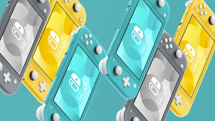 Amazon has Nintendo Switch Lite preorders $10 off for Prime Members, down to $288