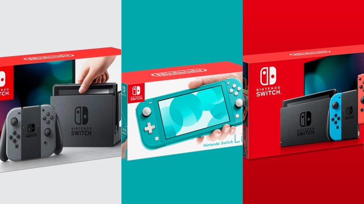 EB Games offering some decent Nintendo Switch trade-in deals