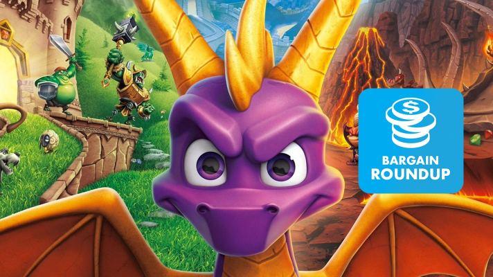 Aussie Bargain Roundup: Spyro: Reignited Trilogy (Switch)
